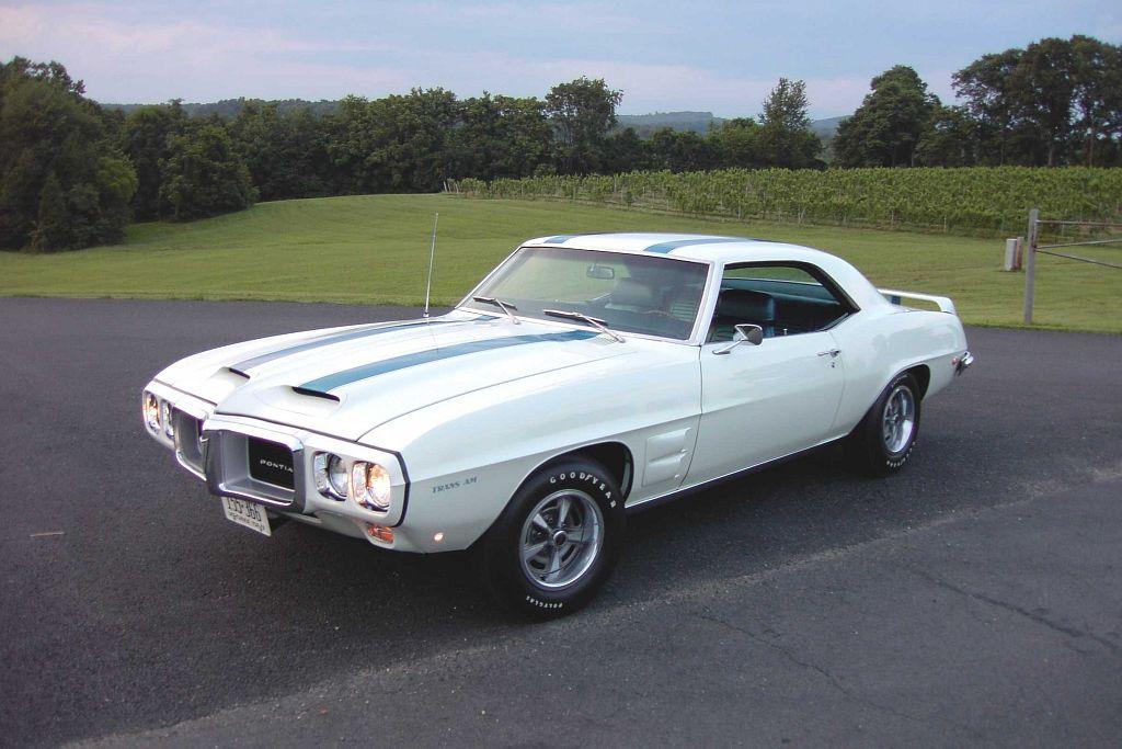 Pontiac's Ram Air V Trans Am That Never Was